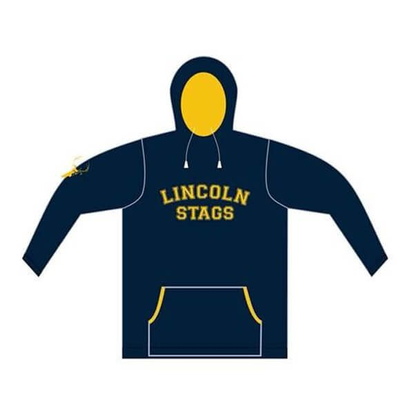 Lincoln Hoodie - Lincoln Student Accommodation Adelaide