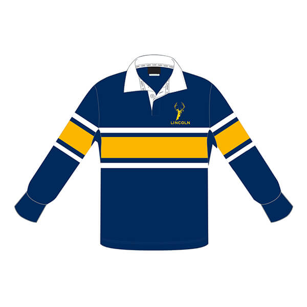 Lincoln Rugby Shirt - Lincoln Student Accommodation Adelaide
