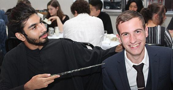 Jaiden Webber Testimonial - Lincoln College Student Accommodation Adelaide