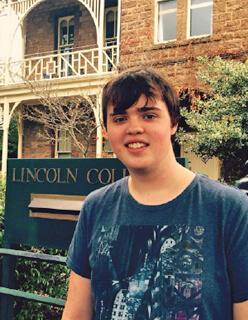 Thomas Rohde Testimonial - Lincoln College