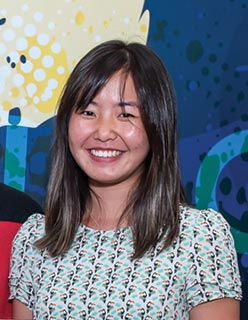 Chor Yee Jerica Fung - Jeoff Scott Scholarship