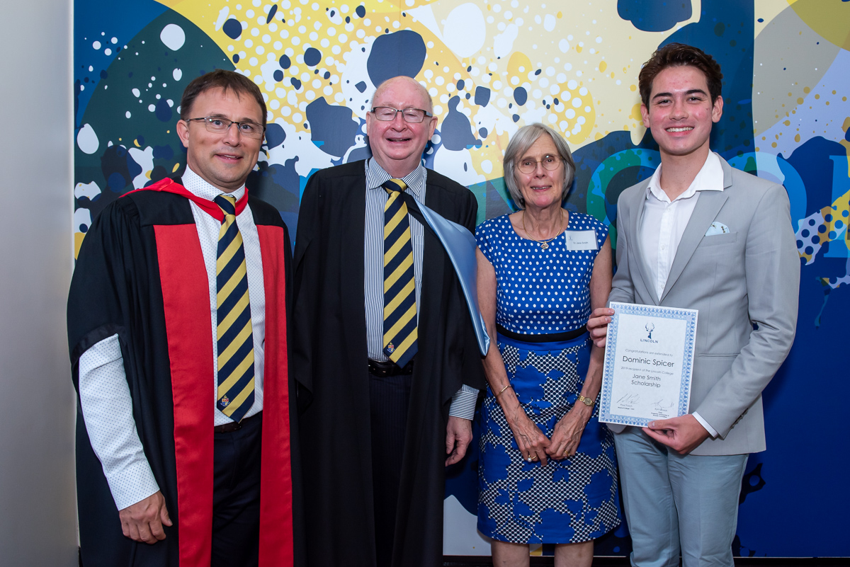 The Andrew Smith And Jane Smith Scholarships