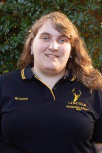 Brianna Webber Residential Advisor