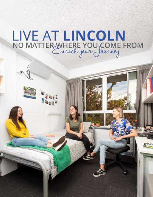 Moving to a new city for university is exciting but can be a little overwhelming. At Lincoln student accommodation, you'll be part of a friendly and welcoming community, with lots of social and sporting events to help you build lifelong friendships.