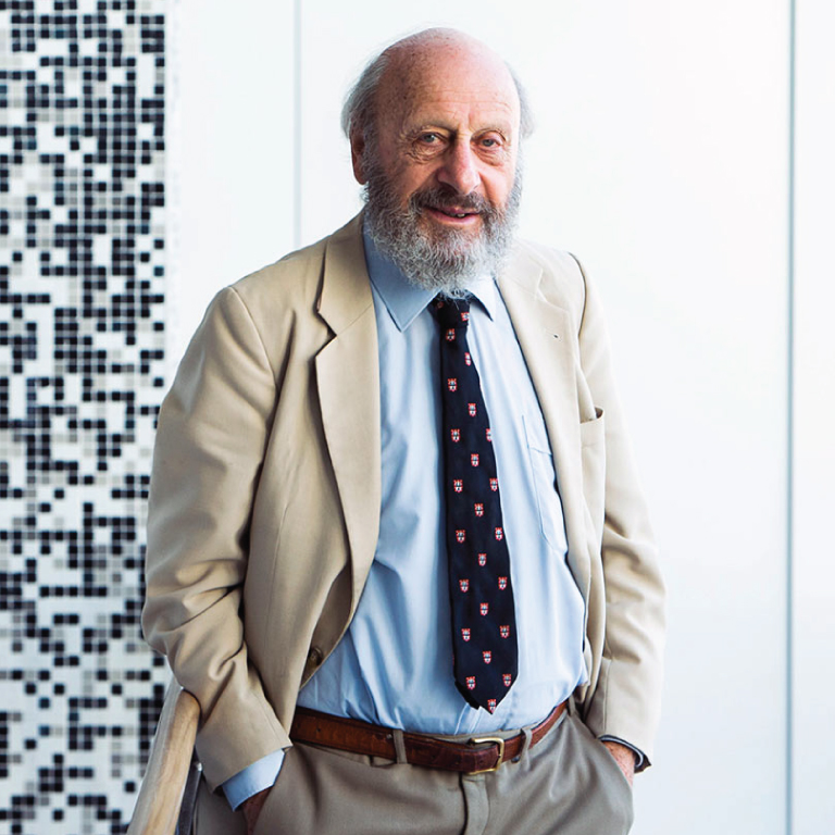 Prof Geoff Harcourt AC