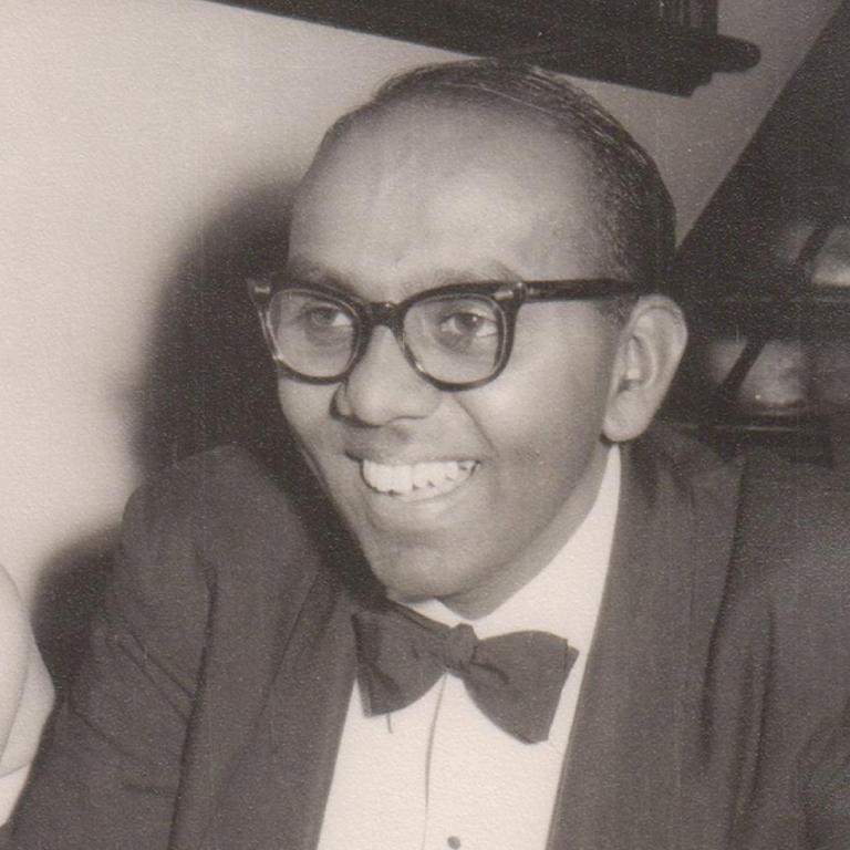 Datuk Dr Samuel C E Abraham